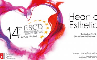 14th International ESCD Heart of Esthetics Meeting in Zagreb