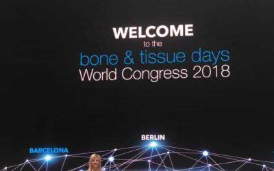 Bone & Tissue Days – World Congress 2018